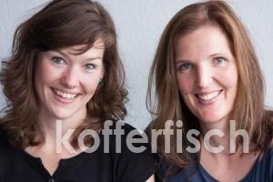 Britta Rohlmann und Britta Hagemeyer